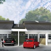 Taman D'pinggir Kempadang Soi 2 - Jalan Kempadang Soi, Kuantan